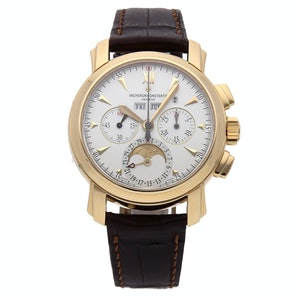 Vacheron Constantin Malte Perpetual Calendar Chronograph 47112/000J-8913