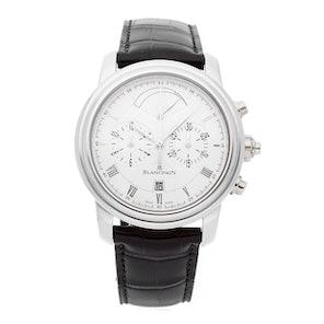 Blancpain Le Brassus Split Seconds Chronograph 4246P-3442A-55B