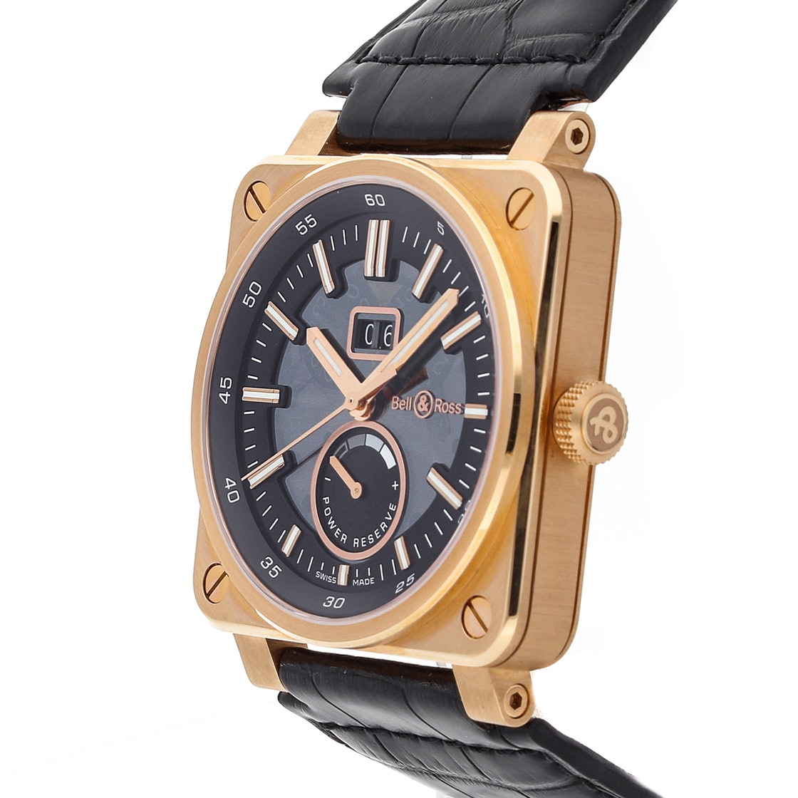 Bell & Ross BR 03-90 Limited Edition BR0390-PINKGOLD
