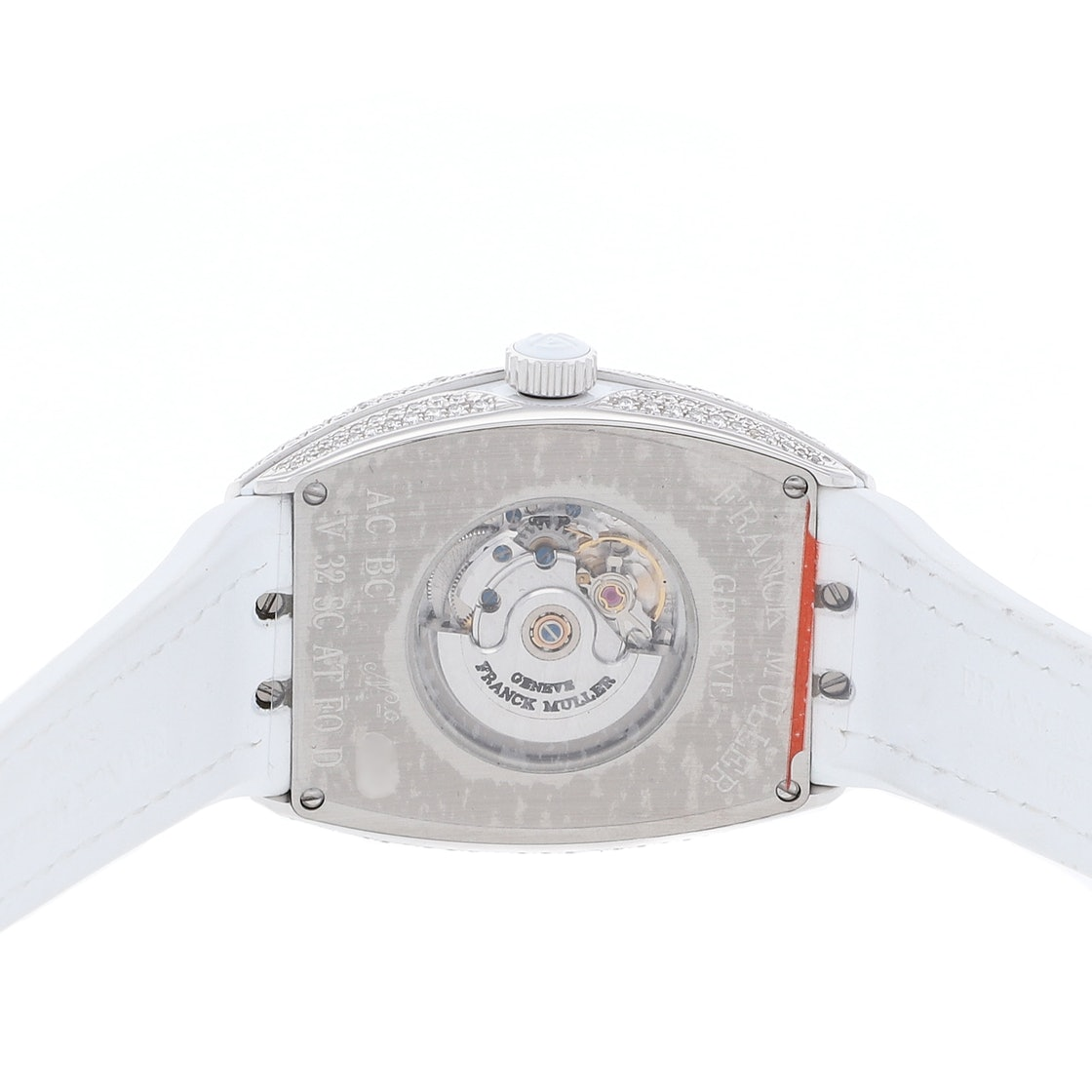 Franck Muller Vanguard Lady 32 V SC AT AC FO D BC