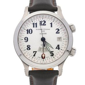 Schwarz Etienne Olympia Alarm GMT WOL05AG08SS22AA