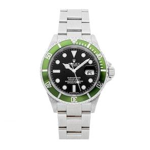 """Rolex Submariner """"Kermit"""" 16610LV"""