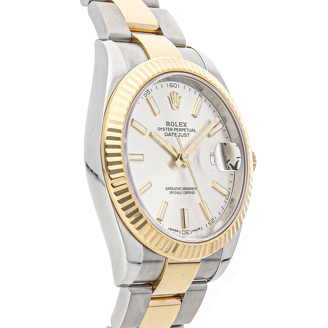 Rolex Datejust 41 126333