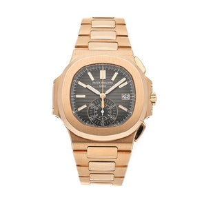 Patek Philippe Complications Nautilus Chronograph 5980/1R-001