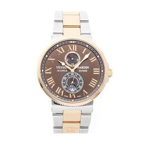 Ulysse Nardin Maxi Marine Chronometer 265-67-8/45