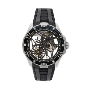 Roger Dubuis Pulsion Skeleton Flying Tourbillon RDDBPU0002