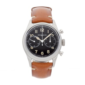 New Montblanc 1858 Chronograph 117836
