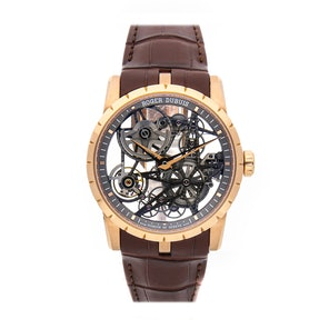 New Roger Dubuis Excalibur Skeleton DBEX0422