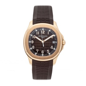 Patek Philippe Aquanaut Jumbo 5167R-001