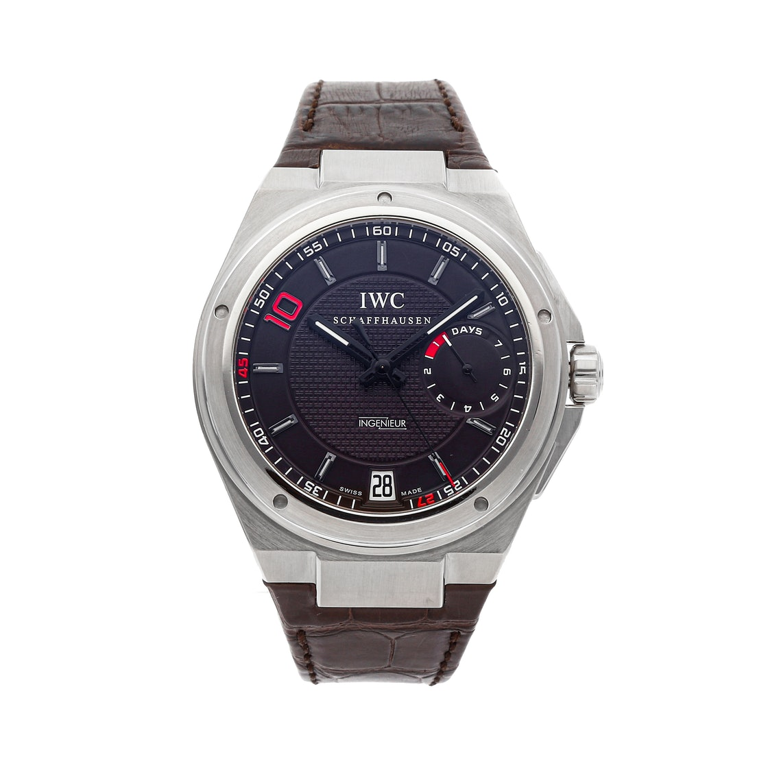 IWC Big Ingenieur Zidane Limited Edition IW5005-08