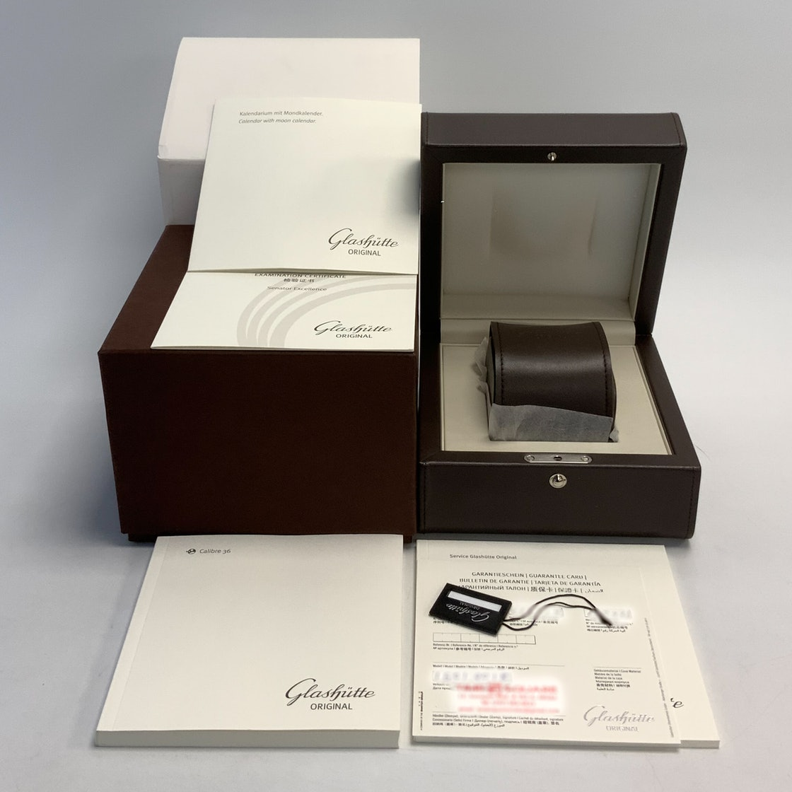 Glashutte Original Senator Excellence 1-36-04-01-02-30