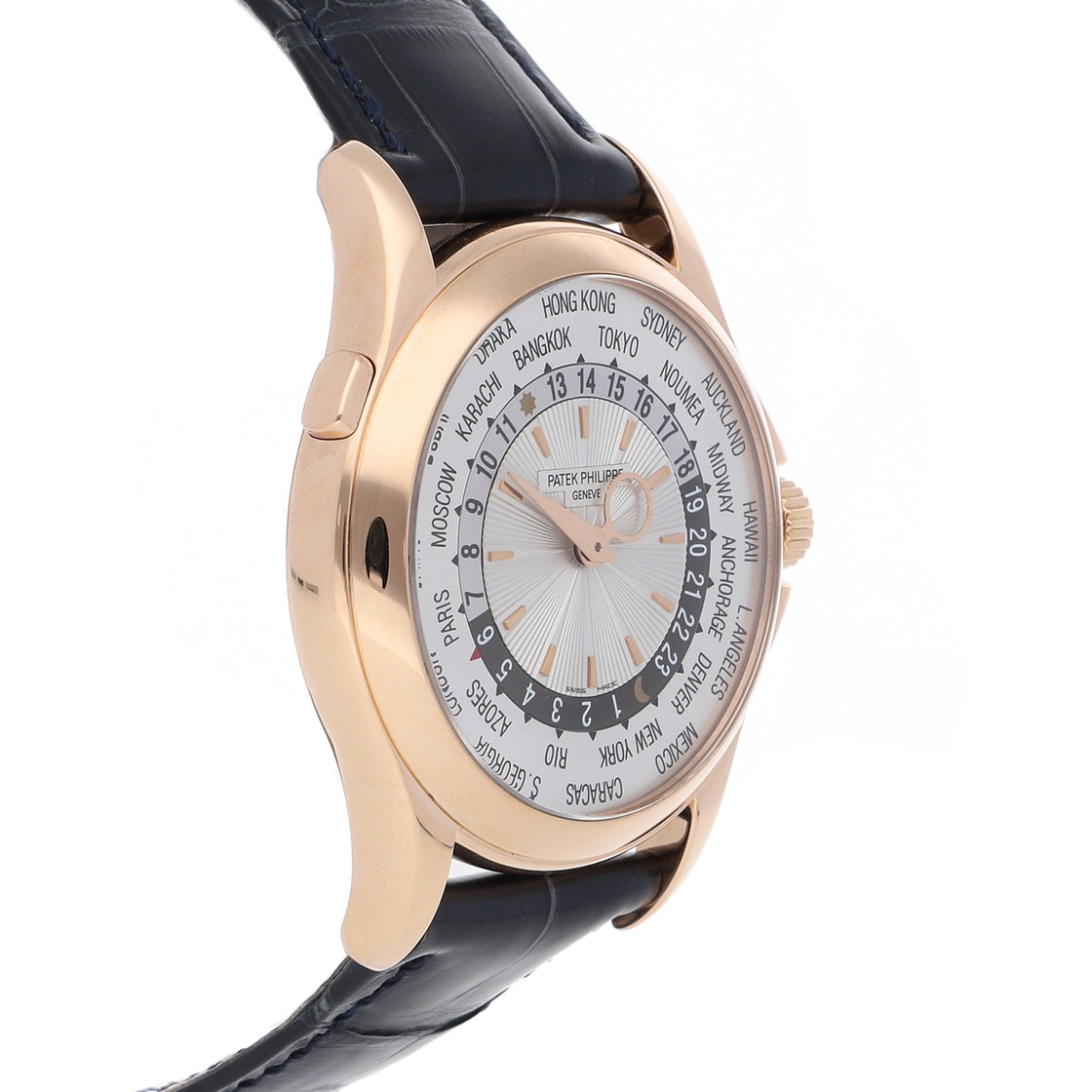 Patek Philippe Complications World Time 5130R-001