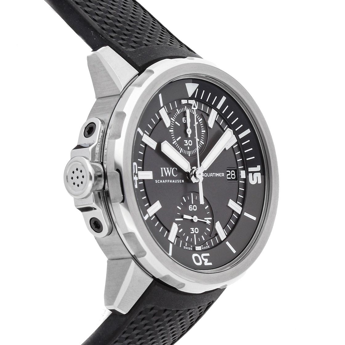"IWC Aquatimer Chronograph Edition ""Sharks"" IW3795-06"
