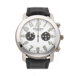 Audemars Piguet Jules Audemars Double X 6th Day Arnold Schwazeneggar 25949IP/O/0001KE/01