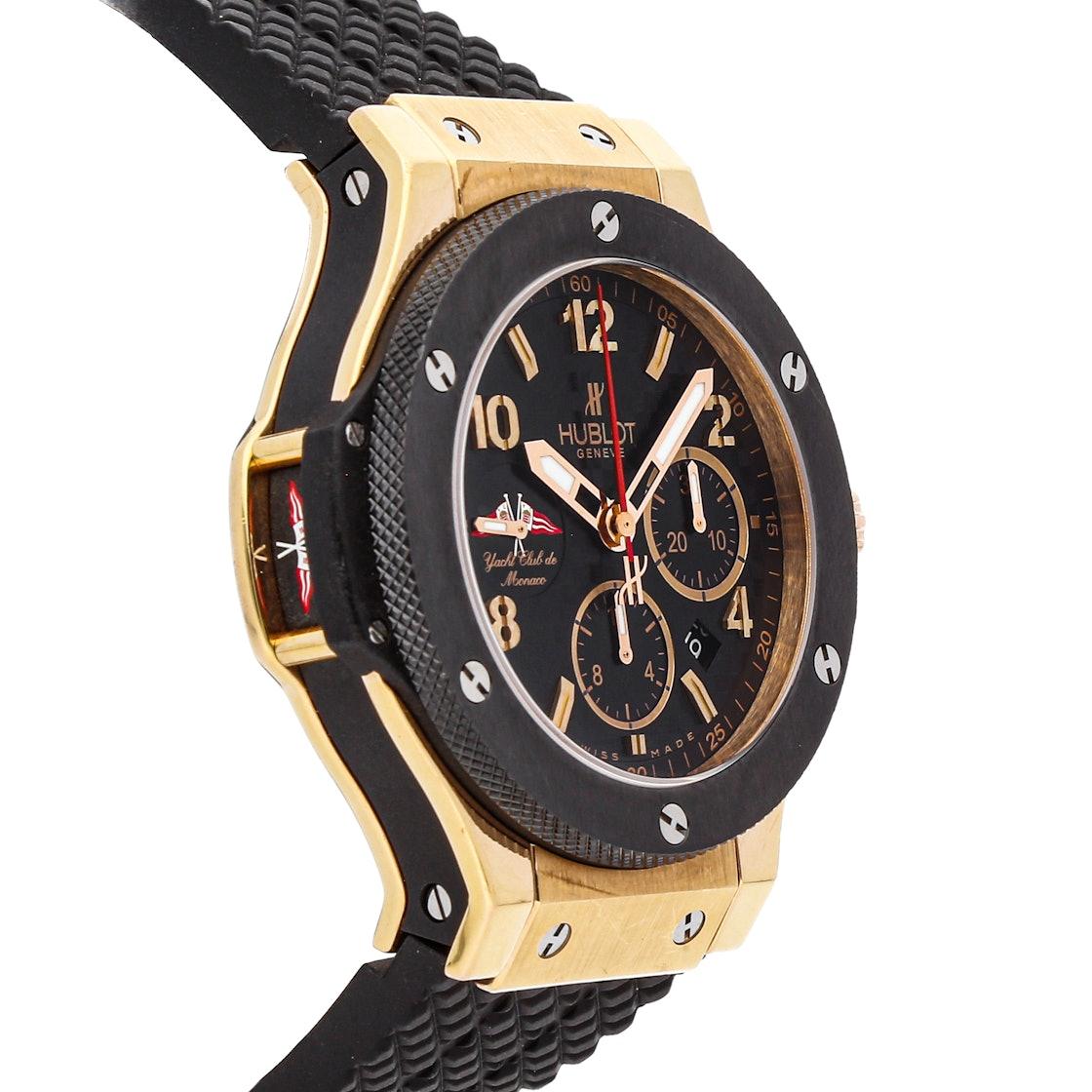 Hublot Big Bang Gold Ceramic Yacht Club Monaco Limited Edition 301.PM.131.RX.TGA06