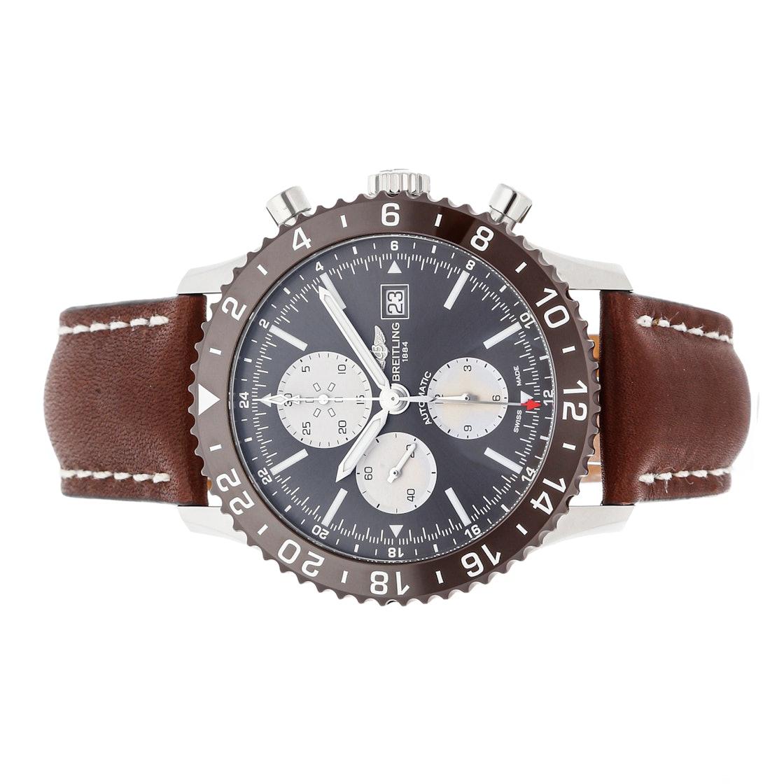 Breitling Chronoliner Y2431033/Q621
