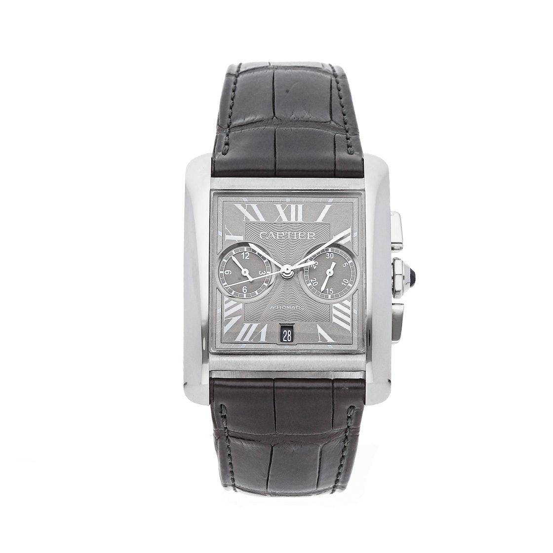 Cartier Tank MC Chronograph W5330008