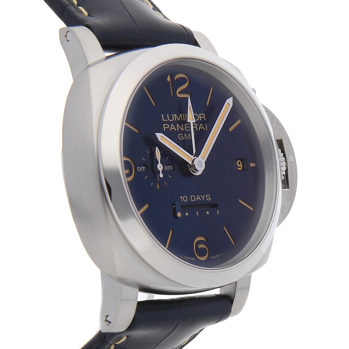 "Panerai Luminor 1950 10-Days GMT ""Design Miami"" Limited Edition PAM 986"