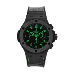 Hublot Big Bang All Black Green Limited Edition 301.CI.1190.GR.ABG11