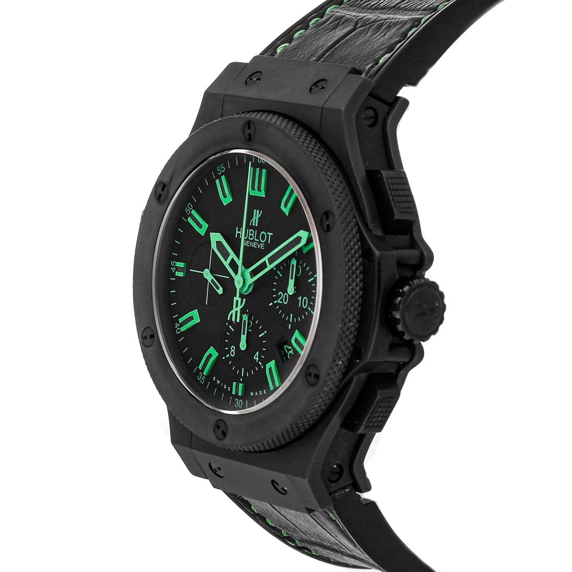 Hublot Big Bang All Black Green Limited Edition 301.CI.1190.GR.ABG11