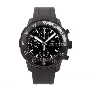 IWC Aquatimer Chronograph Galapagos Edition IW3767-05