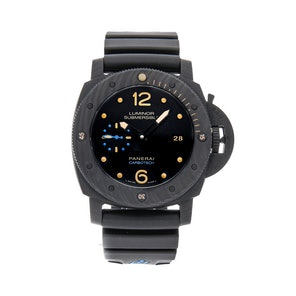 Panerai Luminor Submersible 1950 Carbotech PAM 616