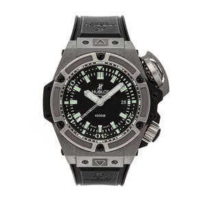 "Hublot Big Bang King Power ""Oceanographique"" 4000m Limited Edition 731.NX.1190.RX"