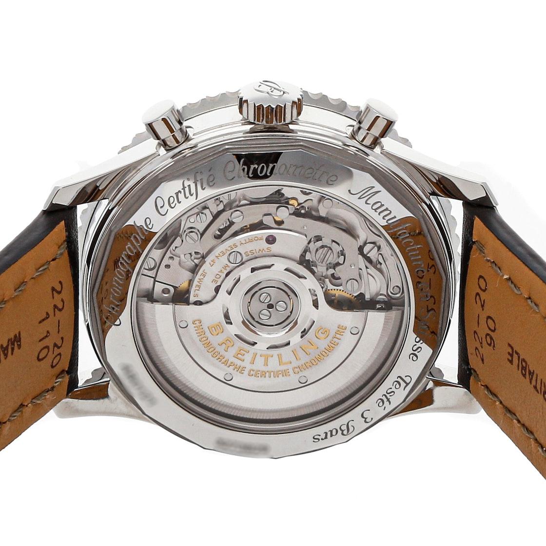 Breitling Navitimer 01 Chronograph AB0121211/B1X2