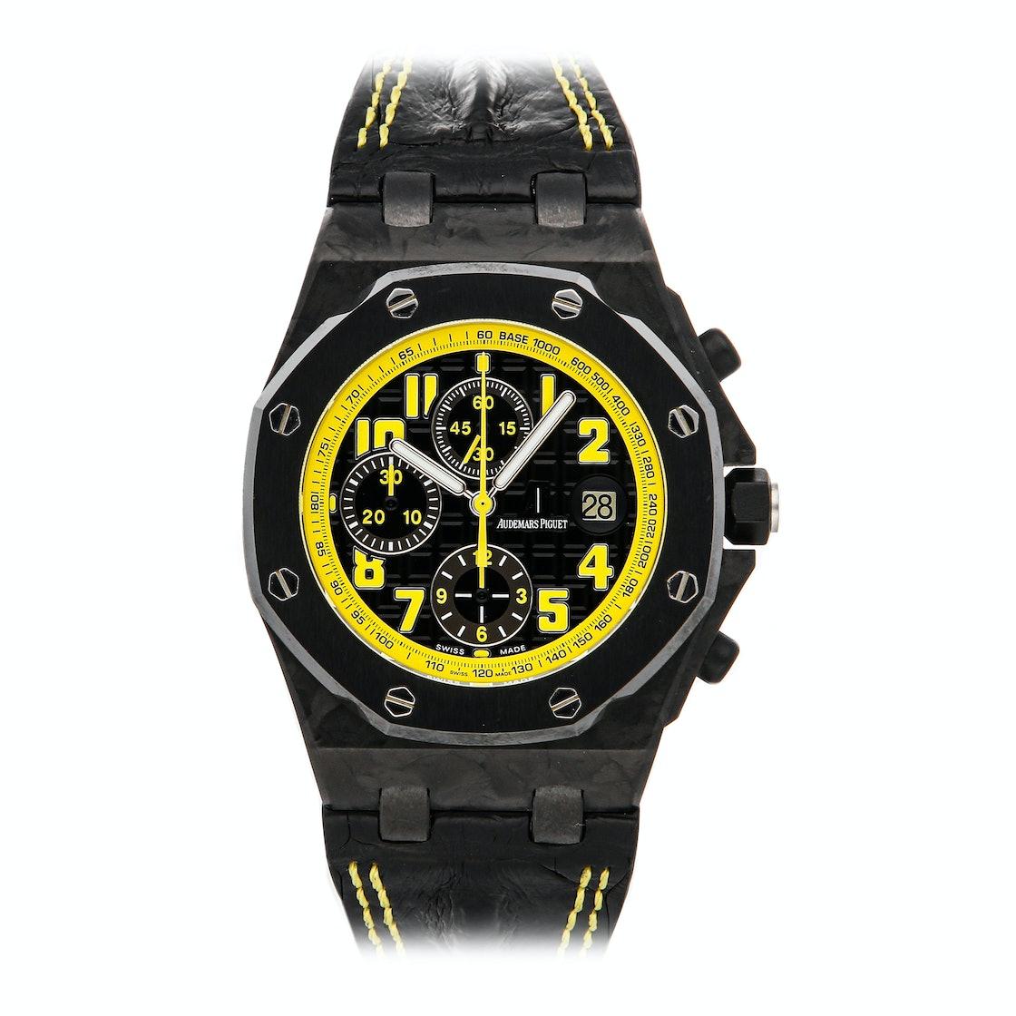 "Audemars Piguet Royal Oak Offshore Chronograph ""Bumblebee"" 26176FO.OO.D101CR.02"