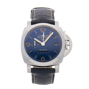 Panerai Luminor 1950 10-Days GMT Design Miami Limited Edition PAM 986