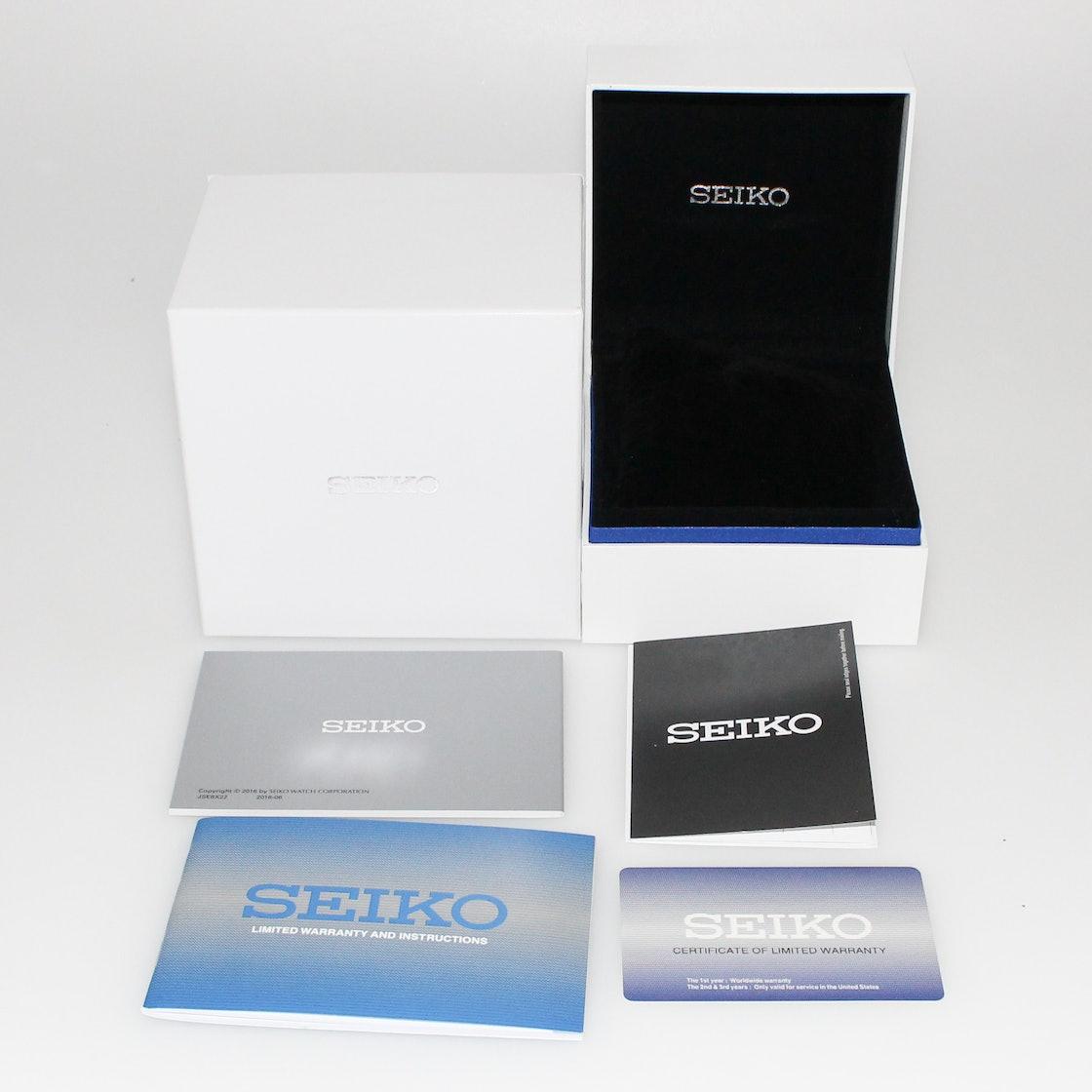 Seiko Sportura GPS Solar SSF003