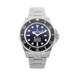 "Rolex Deepsea Sea-Dweller ""Deep Blue"" 126660"