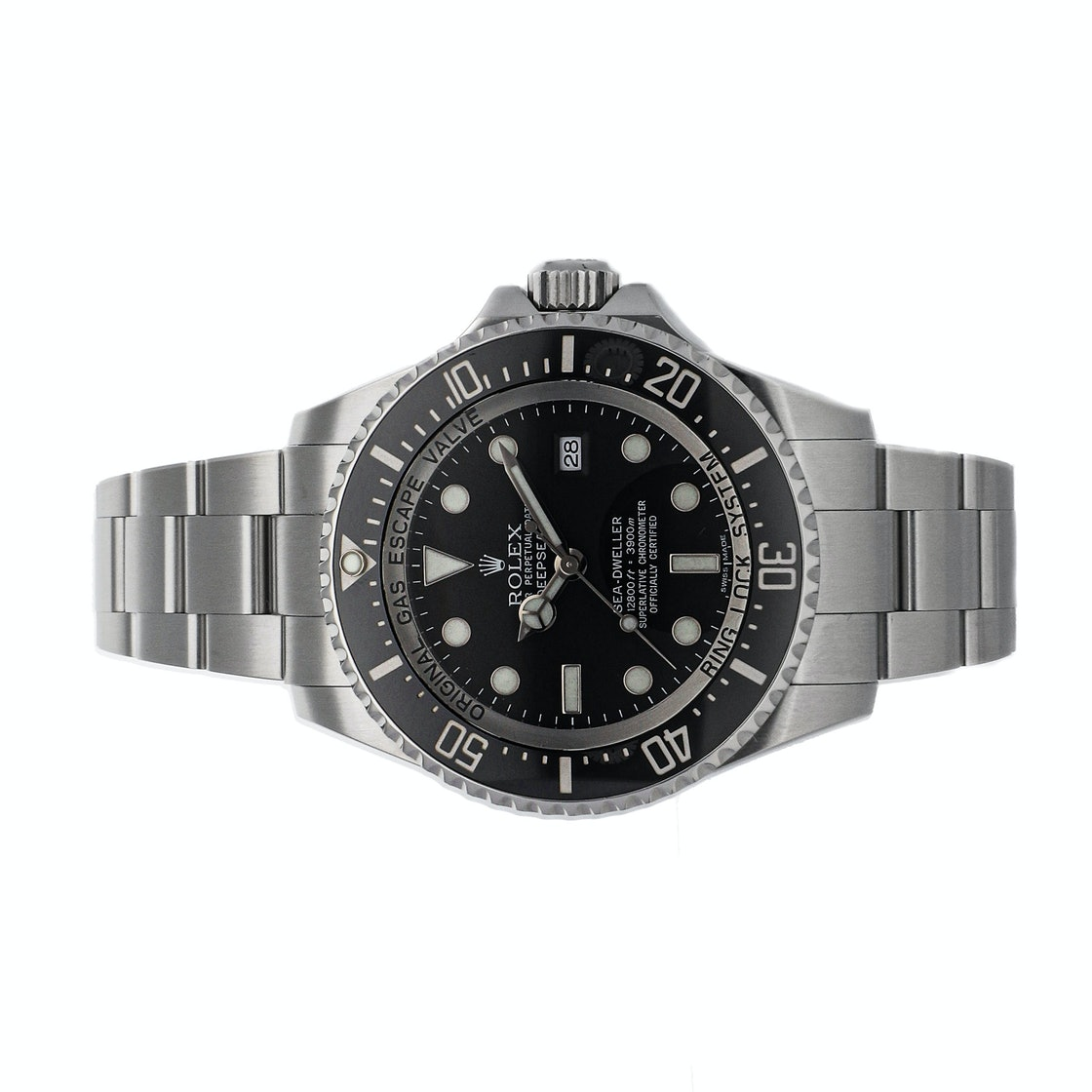 Rolex Deepsea Sea-Dweller 116660