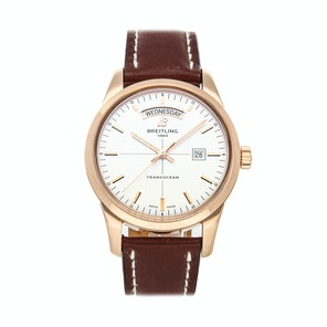 Breitling Transocean Day & Date R4531012/G752