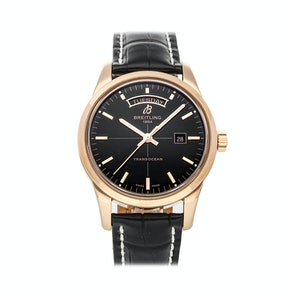 Breitling Transocean Day & Date R4531012/BB70