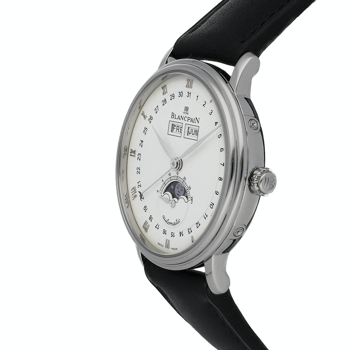 Blancpain Villeret Quantieme Complet 6263-1127-55
