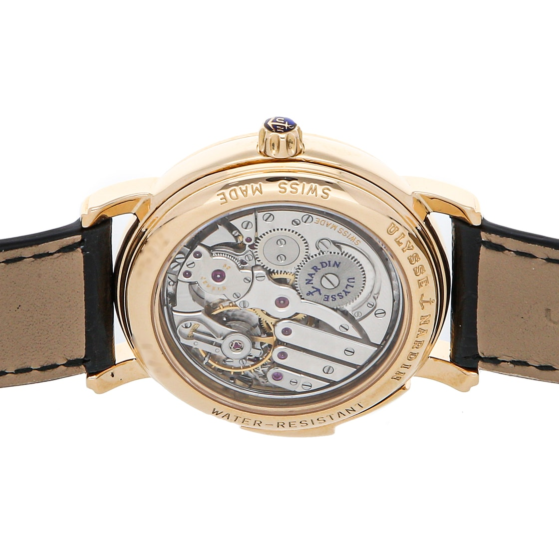 Ulysse Nardin Forgerons Minute Repeater 716-22/E0