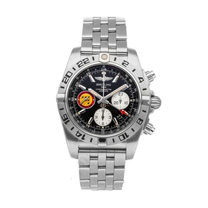 Breitling Chronomat GMT Patrouille Suisse 50th Anniversary AB04203J/BD29