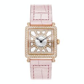 "Franck Muller Master Square Ladies ""Sunrise"" 6002 QZ SNR D CD"