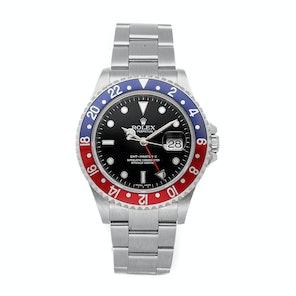 """Rolex GMT-Master II """"Pepsi"""" 16710"""