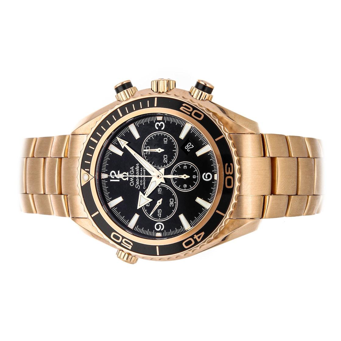 Omega Seamaster Planet Ocean 600m Chronograph 222.60.46.50.01.001