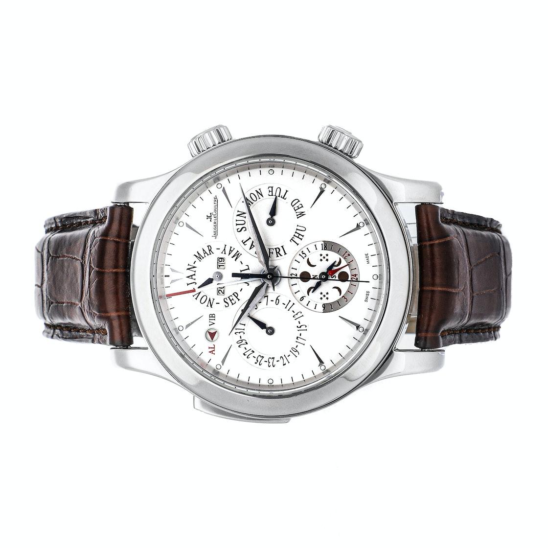 Jaeger-LeCoultre Master Grande Reveil Perpetual Calendar Q163842A