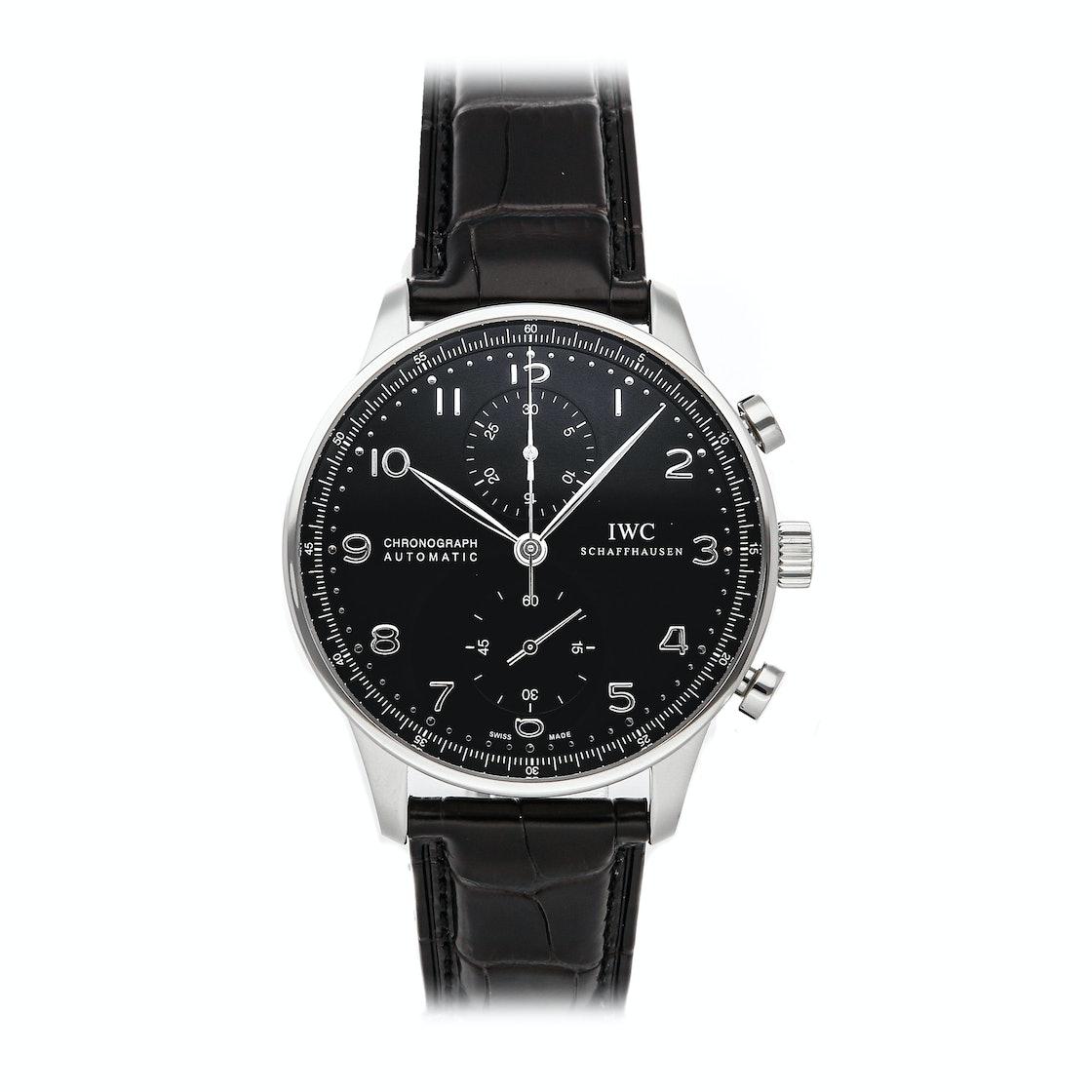 IWC Portugieser Chronograph IW3714-47