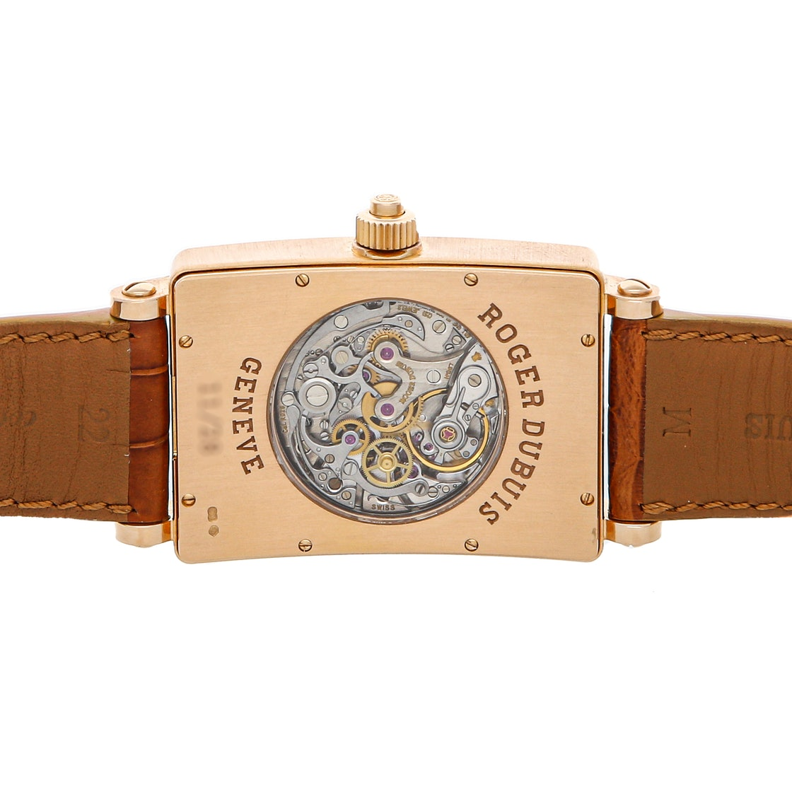 Roger Dubuis Much More Chronograph Monopulsante Limited Edition M32.28.5