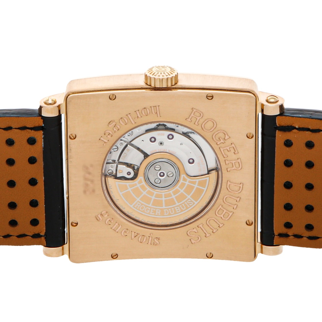 Roger Dubuis Golden Square DBGS0531