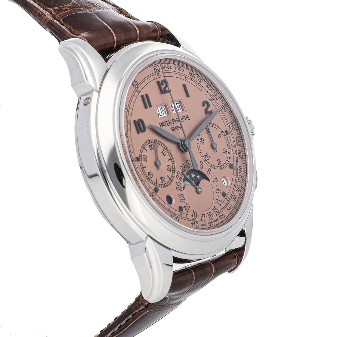 Patek Philippe Grand Complications Perpetual Calendar Chronograph 5270P-001