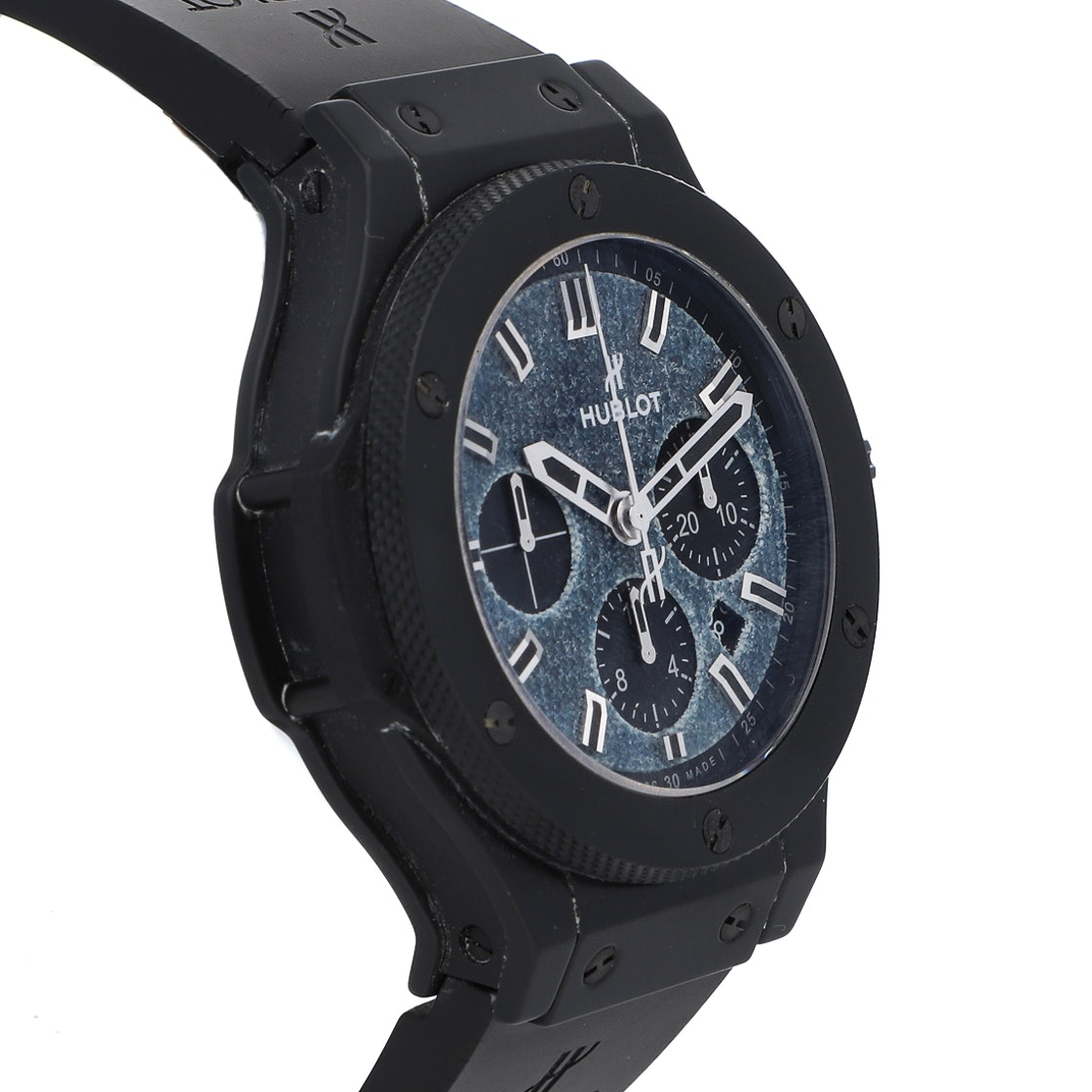 "Hublot Big Bang ""Dark Jeans"" Limited Edition 301.CI.2770.NR.JEANS"