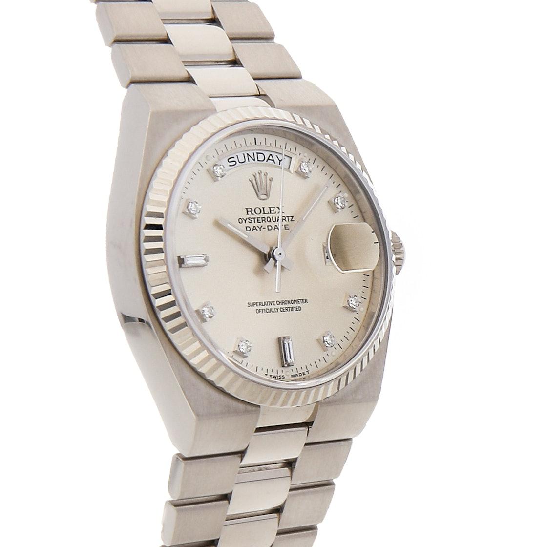 Rolex Oysterquartz Day-Date 19019