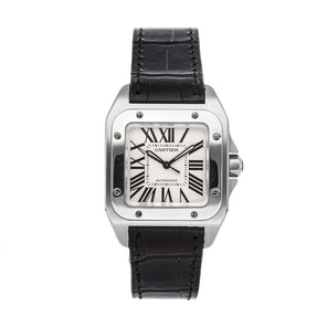 Cartier Santos 100 Midsize W20106X8