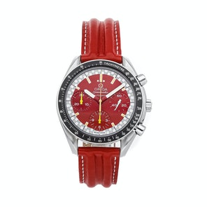 Omega Speedmaster Reduced Schumacher Chronograph 3810.61.41